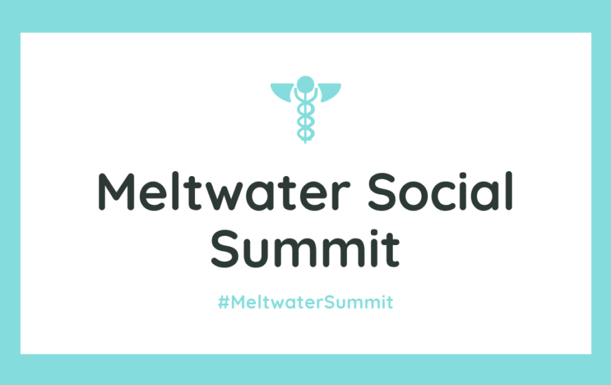 #MeltwaterSummit 21.5.2019 @Bio Rex